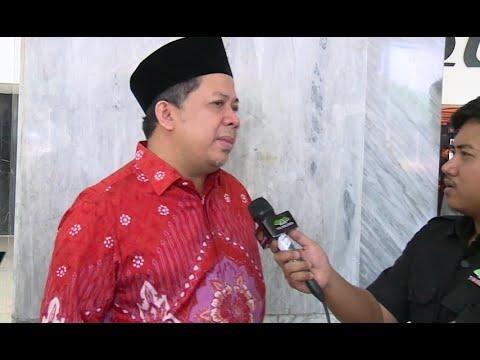 Fahri Hamzah Sebut Jokowi Tak Dapat Tiket di Pilpres