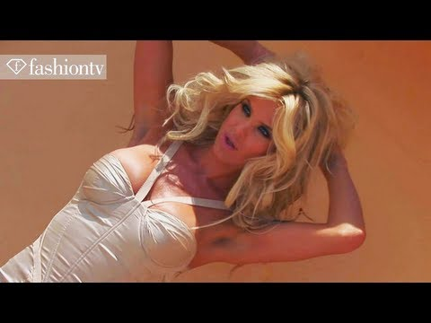 Victoria Silvstedt for L'Oreal: Photoshoot in Monaco, Part 2 | FashionTV