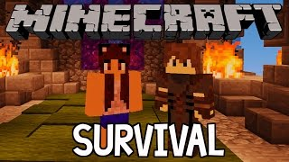 Minecraft: Let's Play Survival - Welcome to Eden! (Episode 1)