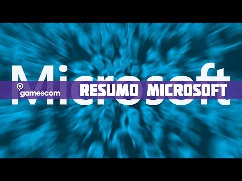 Resumo - Gamescom 2014: Microsoft - [BJ]