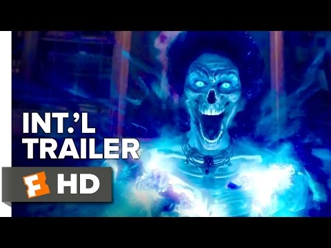 Ghostbusters International TRAILER 2 (2016) - Melissa McCarthy, Chris Hemsworth Movie HD