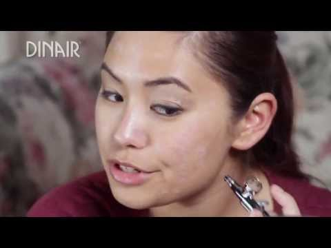 Covering Acne Scars With Stephanie