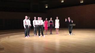 Kalinka Artis Sonus Vocal Ensemble Live In St Petersburg
