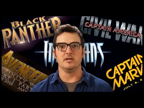 Marvel's Phase 3 Is COMING!!! - CineFIx Now