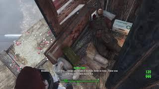 Fallout 4 (Distress Call) Scribe Faris Holotape