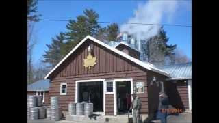Parker's Pure Maple Sugar Shack  4 6 14