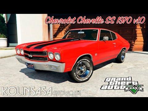 Chevrolet Chevelle SS 1970 v1.0