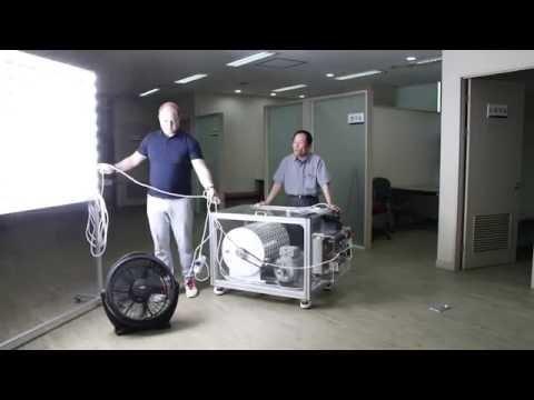 Electromagnetic generator 10 kW Free energy device thumbnail