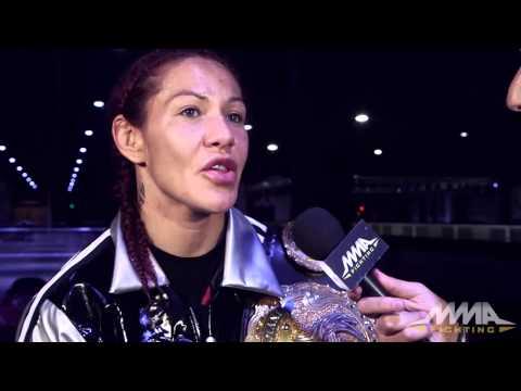 Invicta FC 11: Cris Cyborg Says Ronda Rousey Superfight Will Happen