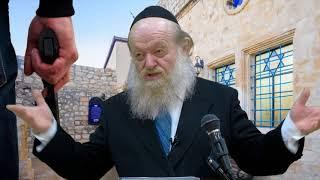הרב יוסף בן פורת - רצח פוליטי של מנהיג חרדי (HD1080p) - הרצאה מדהימה!