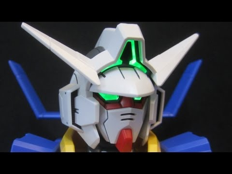 1/48 Gundam Age-1 Normal (Part 1: Unbox) Mega Size Model Age gunpla review