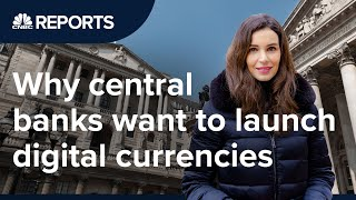 Video: Central Banks want to launch CBDC digital currencies - CNBC
