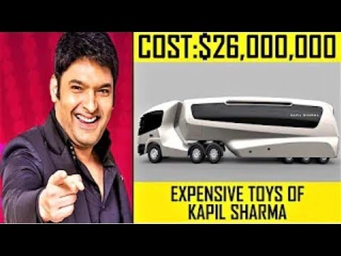 7 Ridiculously Expensive Things Kapil Sharma Owns