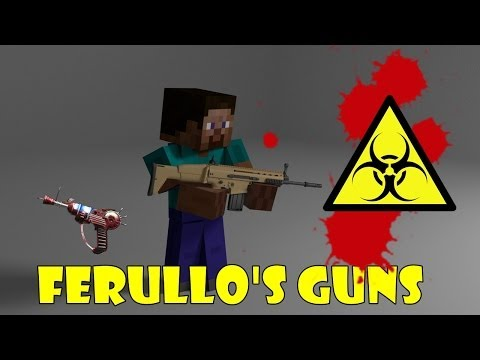 FERULLO'S GUNS REVIEW Y CRAFTEOS