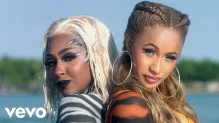 City Girls - Twerk ft. Cardi B (Official Music Video) ft. Cardi B