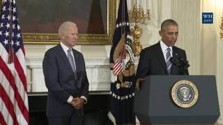 President Obama Awards the Presidential Medal of Freedom to Vice President Biden