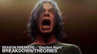 "AMERICAN HORROR STORY: CULT Season Premiere ""Election Night"" BREAKDOWN/THEORIES"