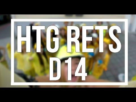 HTG rebaste ristimine, D14 | Wanderluster