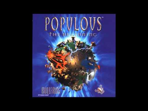 Populous The Beginning Game Soundtrack all themes 01 - 05