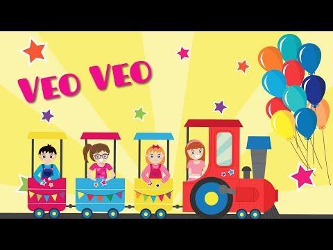 Veo Veo | HD Children Songs & Nursery Rhymes by Music For Happy Kids