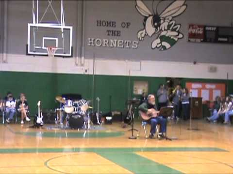 1 Into - 2010 Hudson Middle School Talent Show (HMS-NC)