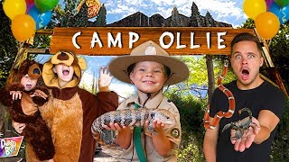 CAMP OLLIE 5th BIRTHDAY PARTY SPECIAL!