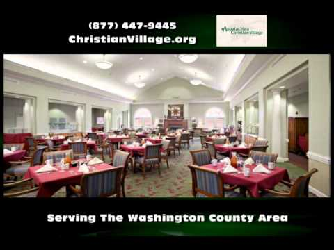 Retirement Community Johnson City TN - Appalachian Christian Village