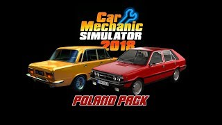 Car Mechanic Simulator 2018 DLC Poland Pack [PA]