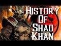 History Of Shao Kahn Mortal Kombat 11 REMASTERED