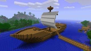 Майнкрафт подводный дом minecraft