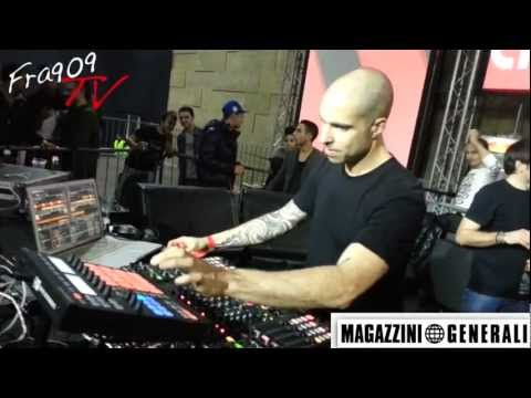 FRA909 Tv - CHRIS LIEBING  @ CLOSING SET REVOLUTION EAST END STUDIOS
