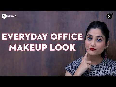 Everyday Office Makeup Look | SUGAR Cosmetics