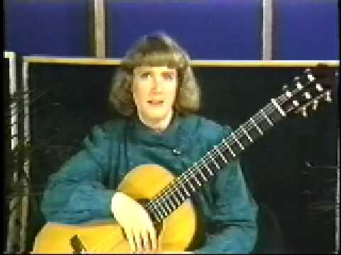 How to play 19th century guitar music - Alice Artzt - 1/3