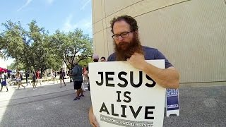 Skeptic Takes to the Streets to Question People's Beliefs