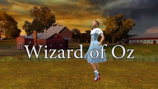 SLDC: Virtual Expressions 2017 – Wizard of Oz