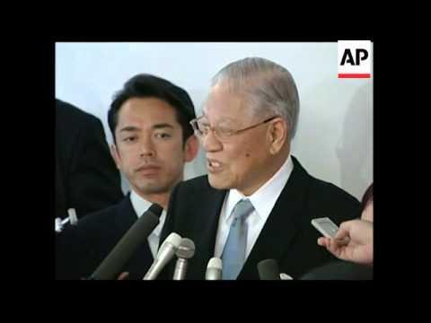 Former Taiwanese president visits Japan amid China concerns