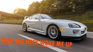 Never Mess With A Sleeping Supra Compilation !!| SUPRAS FROM HELL