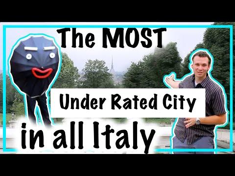 Turin (Torino) Italy - Cheap Travel