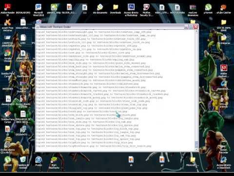 minecraft como descargar el texture pack de vegetta777 y willyrex para 1.6.2 (ESPECIAL 107 VISITAS)