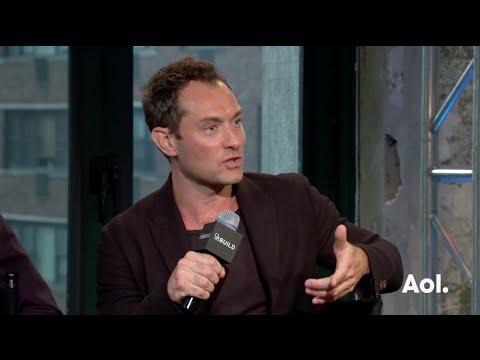 "Jude Law, Laura Linney, & Michael Grandage on ""Genius"" | AOL BUILD"