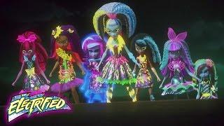 Ghouls VS Zomboyz | Monster High™ Electrified