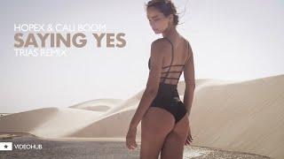 HOPEX & Calli Boom - Saying Yes (Trias Remix) (VIDEOHUB) #enjoybeauty