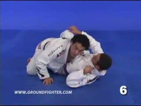Marcelo Garcia, Series 2 Brazilian Jiu-Jitsu, Guard Passing Image 1
