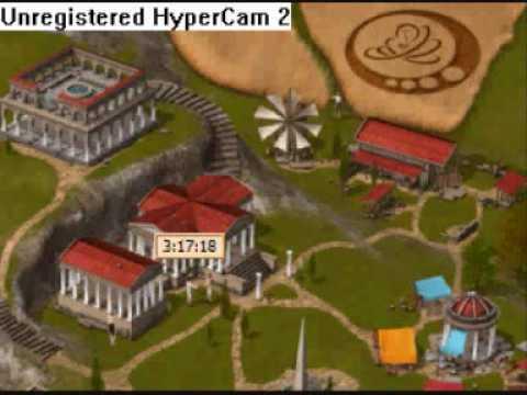 Grepolis - OVNI. Num jogo da companhia InnoGames(Tribos, The West),