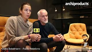 IMM Cologne 2018 | FREIFRAU - Deike Bokelmann and Christoph Kahleyss talk about Amelie, Rubie, Marla