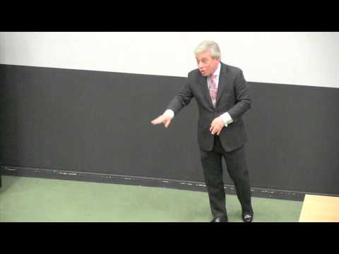 The way Parliament works - The Right Hon. John Bercow, MP