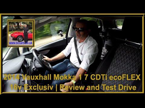 Vauxhall Mokka 1 7 CDTi ecoFLEX 16v Exclusiv Review and Virtual Video Test Drive