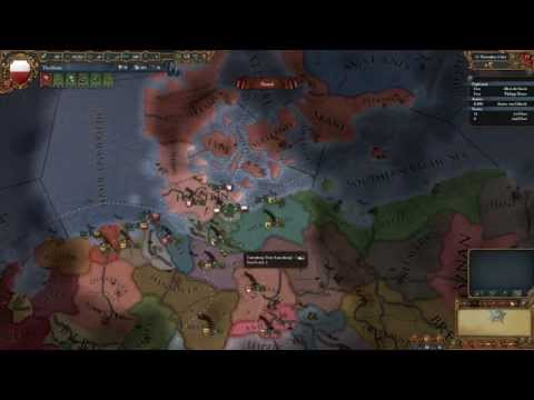 Let's Play Europa Universalis IV - Res Publica: A first look. The Hansa, ep 1/4