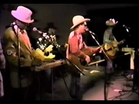Red Knuckles&The Trailblazers - Honky Tonk Man - Winterhawk - 1990