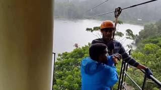 Karlad Lake Wayanad,Kerala|Amazing Adventure HD Video|Boating|Zipping Over Lake